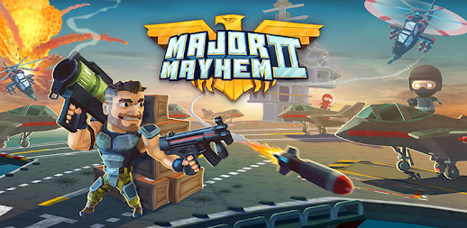 Major Mayhem 2 - Gun Shooting Action APK