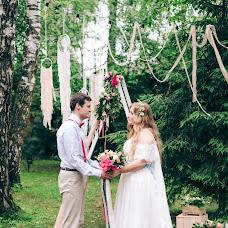 Wedding photographer Valera Vishnevskaya (paniV). Photo of 05.08.2017