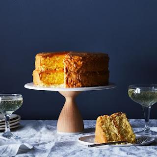 Violet'S Pineapple-Coconut Cake Recipe