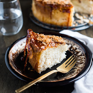 BRAZILIAN COCONUT FLAN CAKE