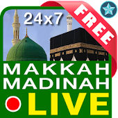 Watch Live Makkah & Madinah 24 Hours 🕋 HD Quality