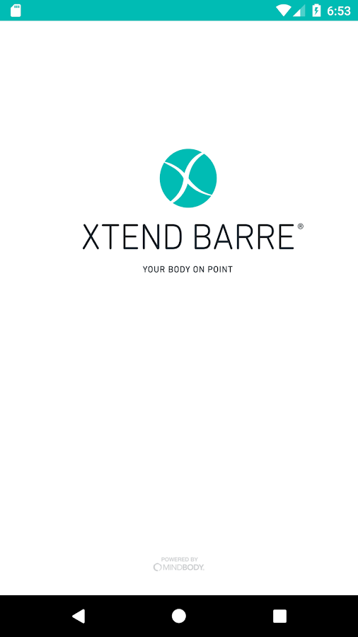 Xtend Barre- screenshot
