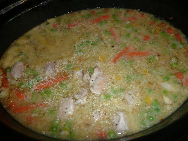 Crock Pot Chicken And Dumplings Recipe