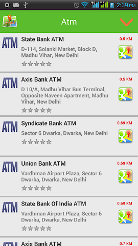 android Dwarka Guide Screenshot 2