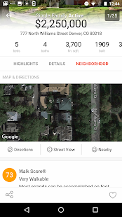 Love Your Hood Home Finder- screenshot thumbnail
