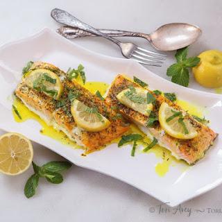 Uri Buri'S Lemon Turmeric Salmon Recipe