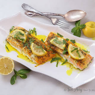 Turmeric Salmon Recipes.