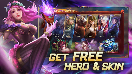 How to hack Heroes Evolved for android free