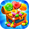 Candy Duels - Match-3 battles with friends icon