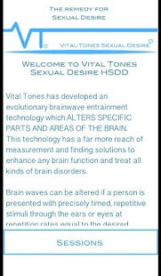 Vital Tones Sexual Desire- screenshot thumbnail