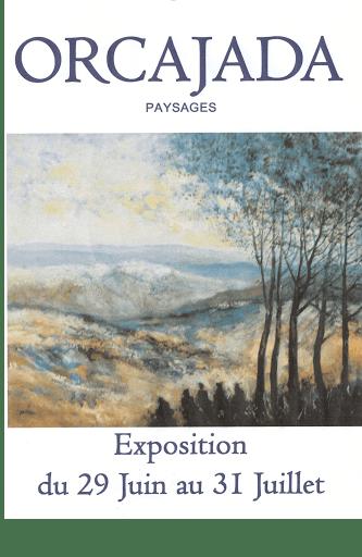 Benjamin Orcajada expose ses paysages