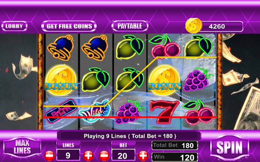 Mr.Cashman Casino Slot  screenshots 3