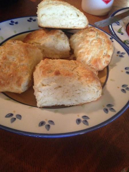 Tina's Miss Fischer's Biscuits...the Best! Recipe