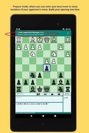 Chess Trainer Free - Repertoire Builder moddedcrack screenshots 18