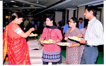 Photo: Staff Members of CUDS Interaction with DG during Luncheon