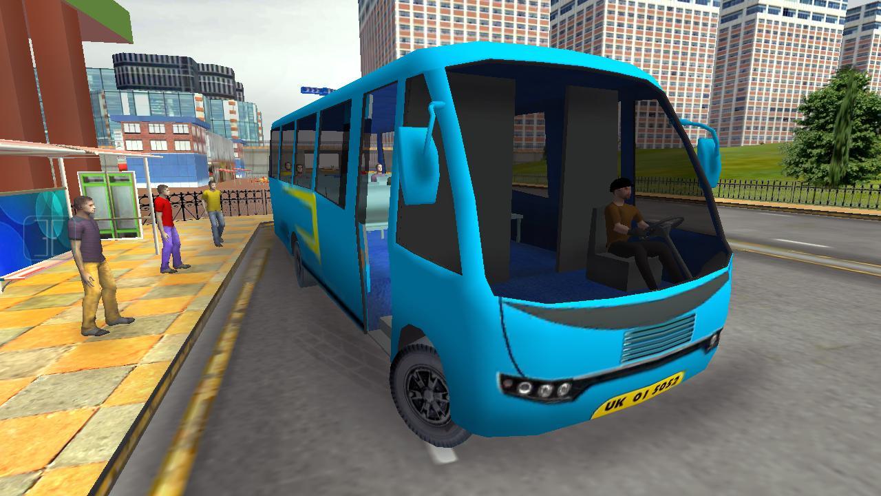 buss spel 3d