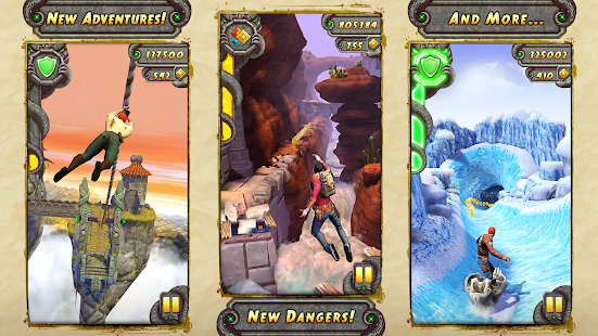 Temple Run 2 – Miniaturansicht des Screenshots