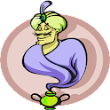 Magic Life Genie Game FREE icon