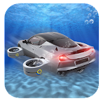 Floating Underwater Car Simulator 1.4