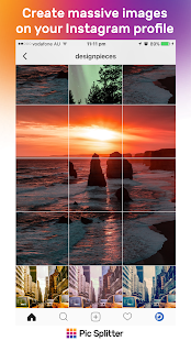 PicSplitter for Instagram- screenshot thumbnail