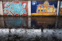Sole finto...pioggia vera...