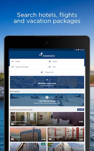 Travelocity Hotels & Flights 20.37.0 screenshots 9