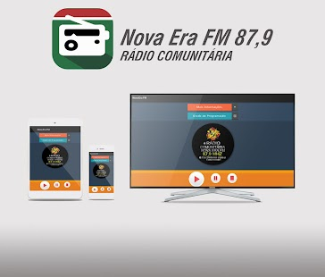 Nova Era Fm Tarauacá- screenshot thumbnail