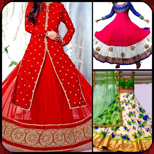 Fancy Anarkali Kurti Dress Ideas Designs Gallery