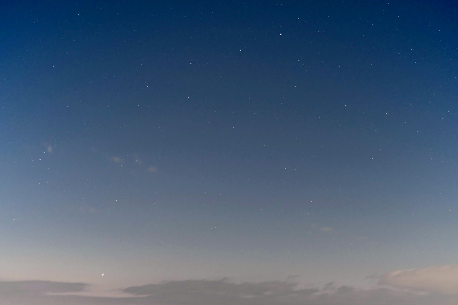 Comet ISON (C/2012 S1) on November 20, 2013