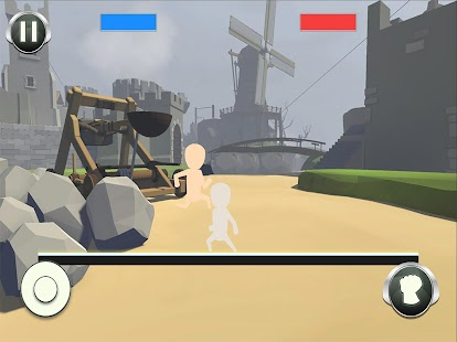 Human Fall Flat in Stick Fight - náhled