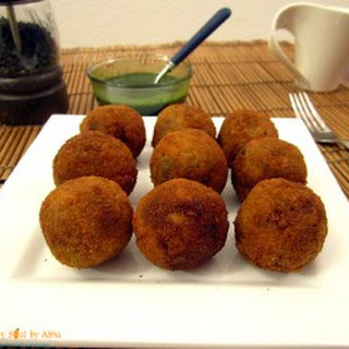 Broccoli & Potato balls