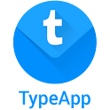 TypeApp Email - Best Mail App! icon