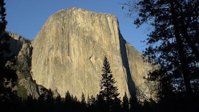 Photo: Yosemite'ye geldik.