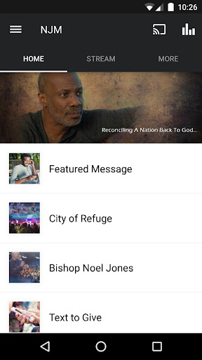 Noel Jones Ministries C.O.R.