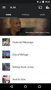 Noel Jones Ministries / C.O.R. screenshot 0