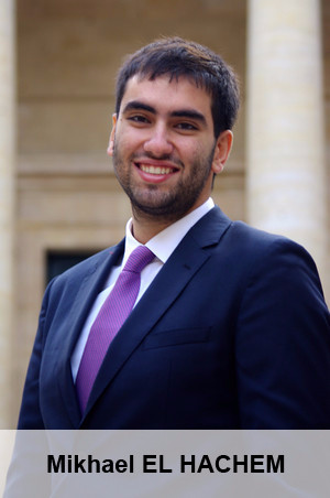 Découvrir le profil de Mikhael EL HACHEM