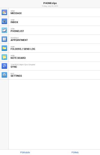 PHONEslips 2.0.3 screenshots 1