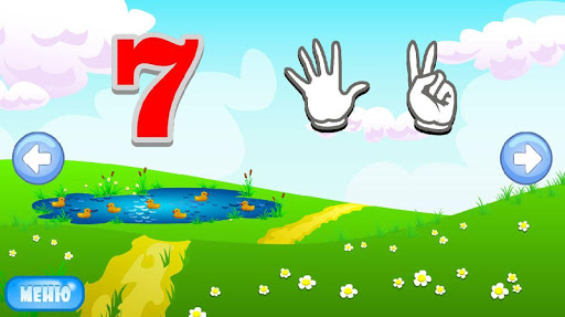 Mathematics and numerals: addition and subtraction 2.7 screenshots 8