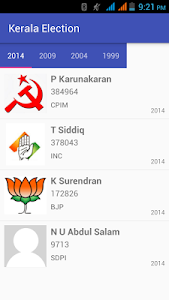 Kerala Election 2016 screenshot 2