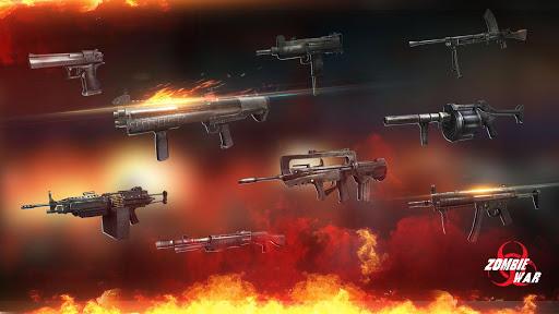Zombie Defense Shooting: FPS Kill Shot hunting War 2.4.2 Mod screenshots 4