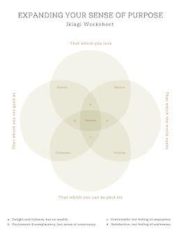 Ikiagi Worksheet - Venn Diagram item