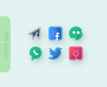 CHIKI Icon Pack 1.2 Patched 3