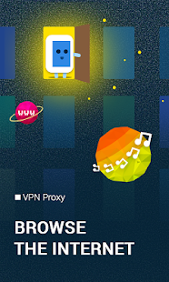 VPN Proxy - Hotspot Unlimited &Free App VPN - náhled