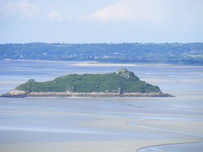 """Photo: While I have forgotten the full details, a guide on an earlier visit told us that this small island was used as a place of """"contemplation"""" ( = punishment) for unruly monks."""