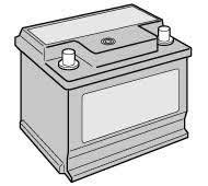 Bateria Estacionária, Vida útil x Profundidade da Descarga x Temperatura 1