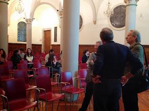 Photo: Xerrada Noves perspectives de la gestió del patrimoni: Espais Escrits. Amb Montserrat Comas i Mireia Munmany