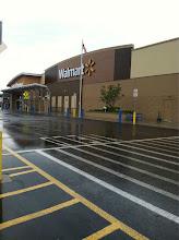 Photo: Welcome to Walmart!