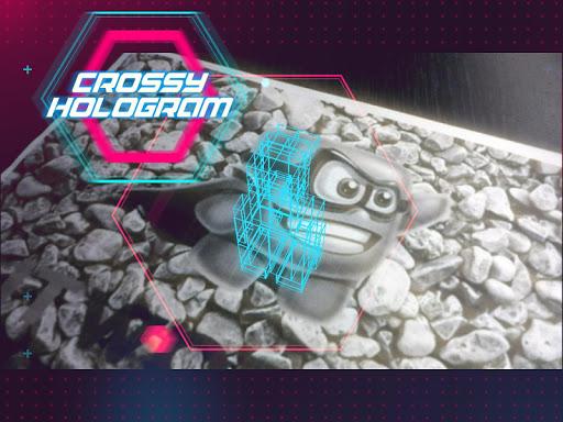 Crossy Hologram Sim