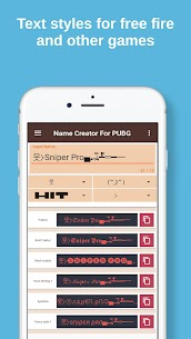 Name creator for pubg Apk Latest Version Download For Android 2