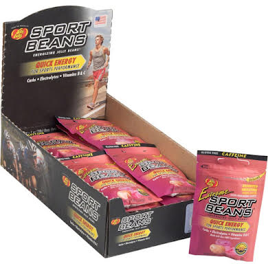 Jelly Belly Extreme Sport Beans: Assorted Smoothie, Box of 24